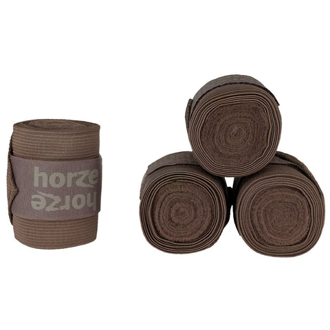 Horze Nest Combi Bandages - One Size (Length: 9 ft. 10 in. 4