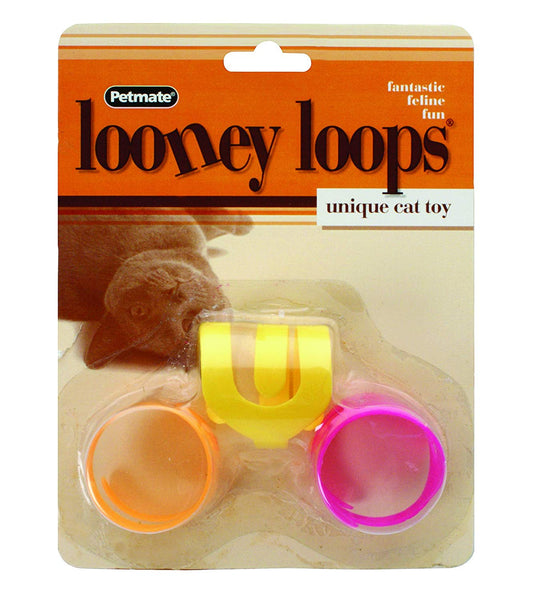 AFC PETMATE 26333 Looney Loops Cat Toy