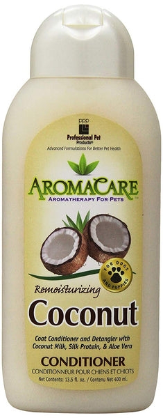 PPP Pet Aroma Care Coconut Milk Conditioner, 13-1/2-Ounce