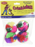 Cancor Innovations Mini Crinkle Ball Cat Toy