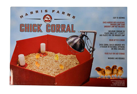 Harris Farms Chick Corral
