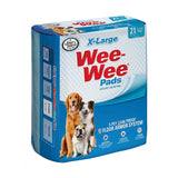 WEE-WEE Extra Large Puppy Pads by Four Paws