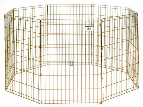 Miller Manufacturing Pet Exercise Pen, 30-Inches