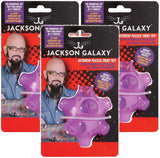 Petmate Jackson Galaxy Asteroid Puzzle Cat Treat Toys
