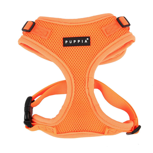 Puppia Authentic Neon Soft Harness II
