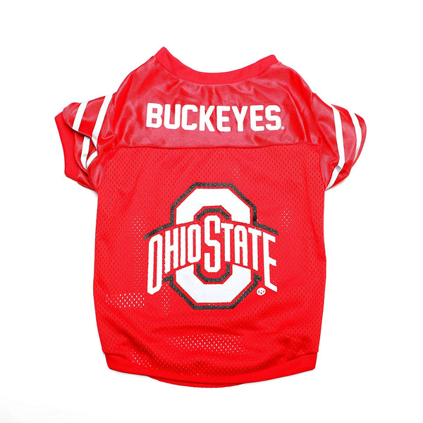 Pet Goods NCAA Ohio State Buckeyes Collegiate Pet Jersey