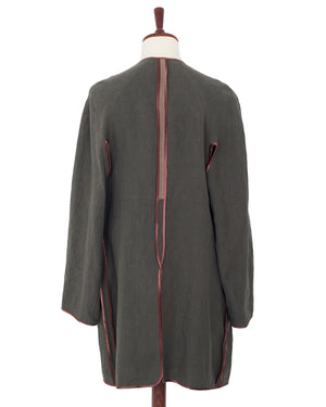 Beaugan Smoking Jacket, Reversible