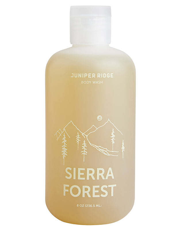 Juniper Ridge Body Wash, Sierra Forest, 8 oz