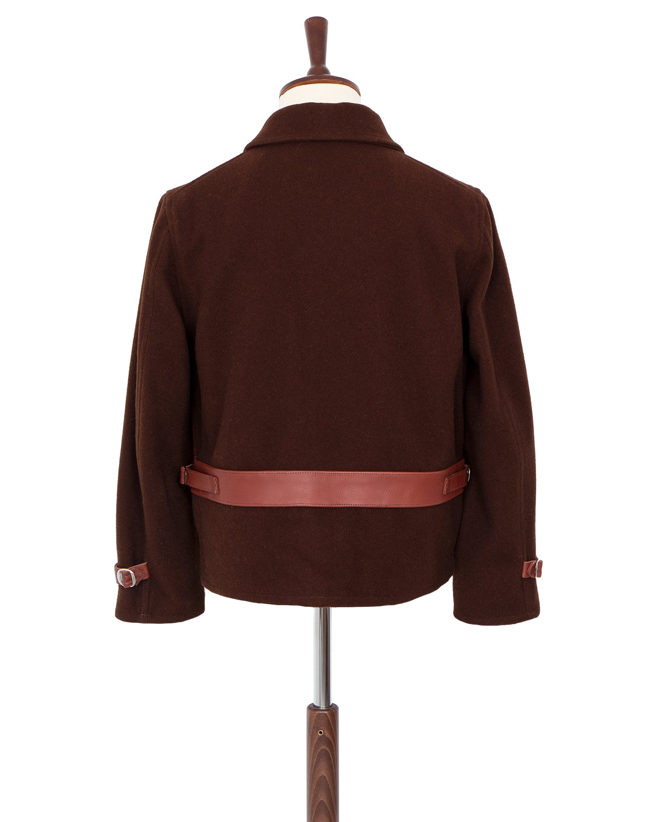 By Glad Hand, 30s Sport Jacket, Brown