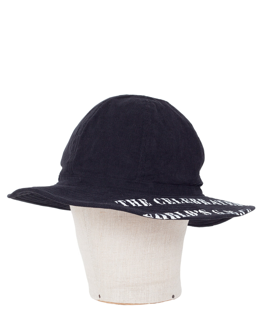 By Glad Hand, Gladden, Corduroy Hat, Black