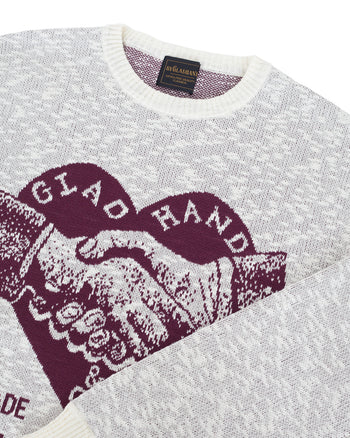 By Glad Hand, Heartland Knit Sweater