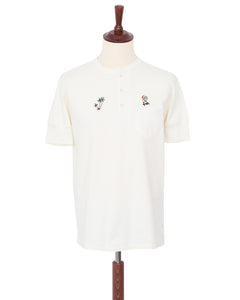 By Glad Hand, Mary Henley Shirt, White