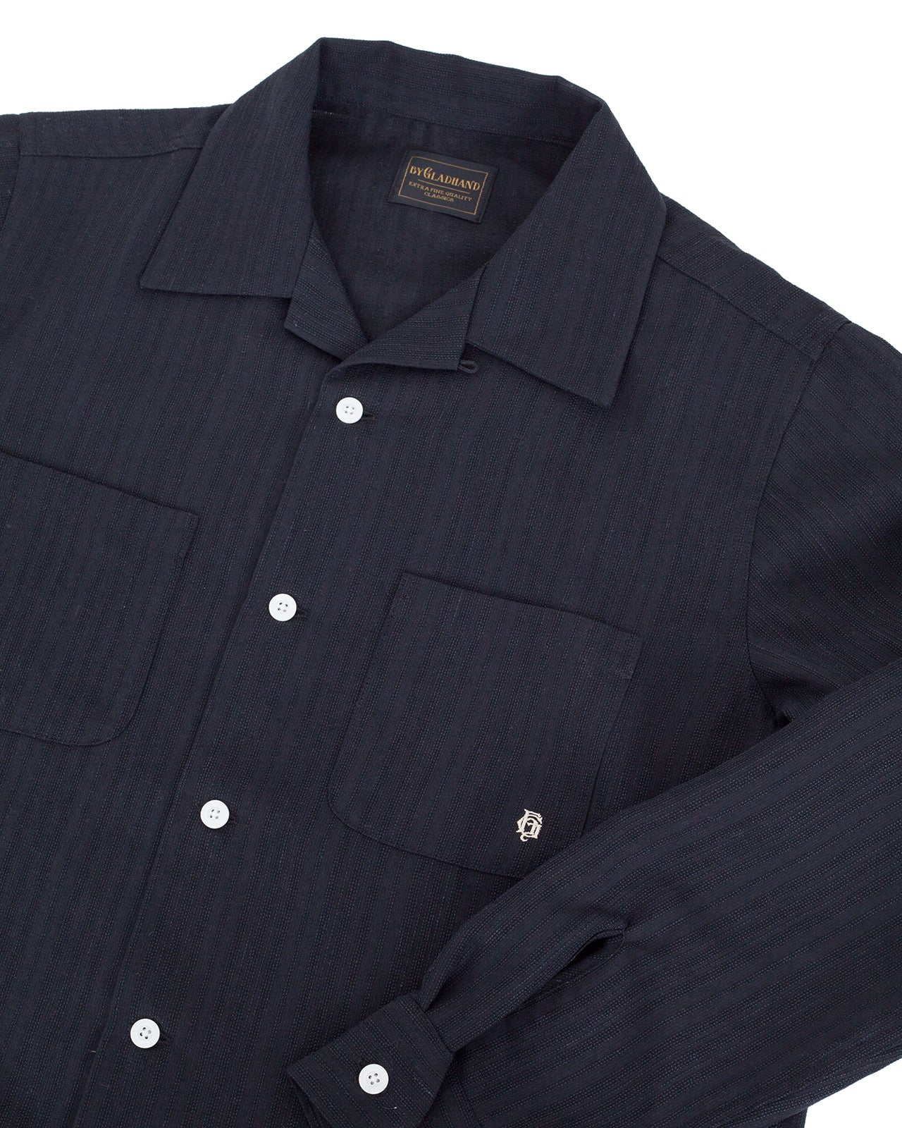 By Glad Hand, Voyage Shirt, Black