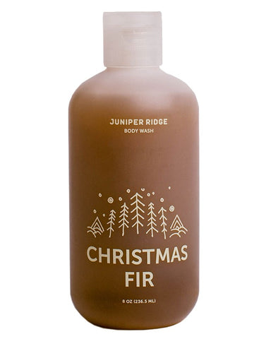 Juniper Ridge Body Wash, Christmas Fir, 8 oz