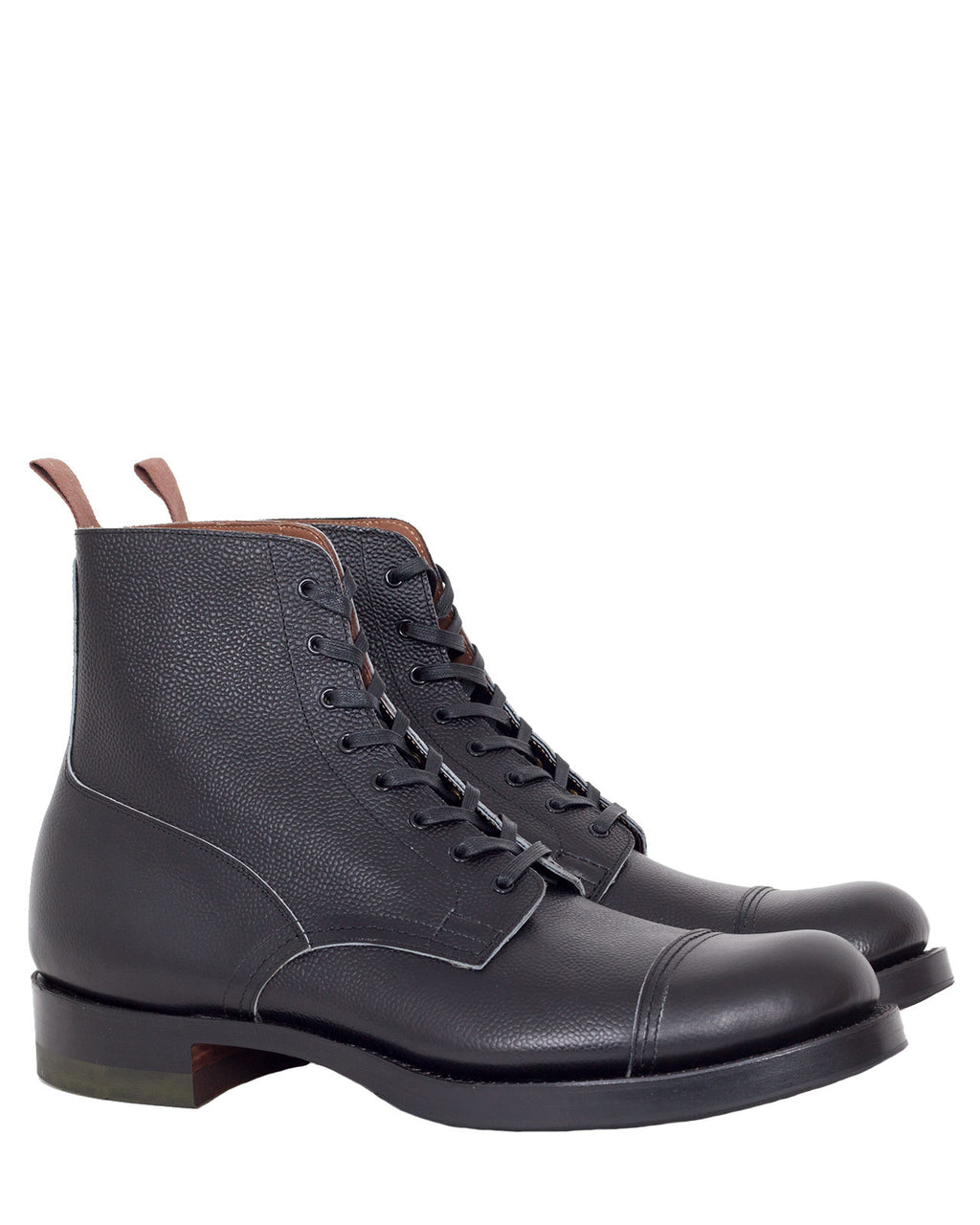 Clinch Graham Boots, MR Last, Black