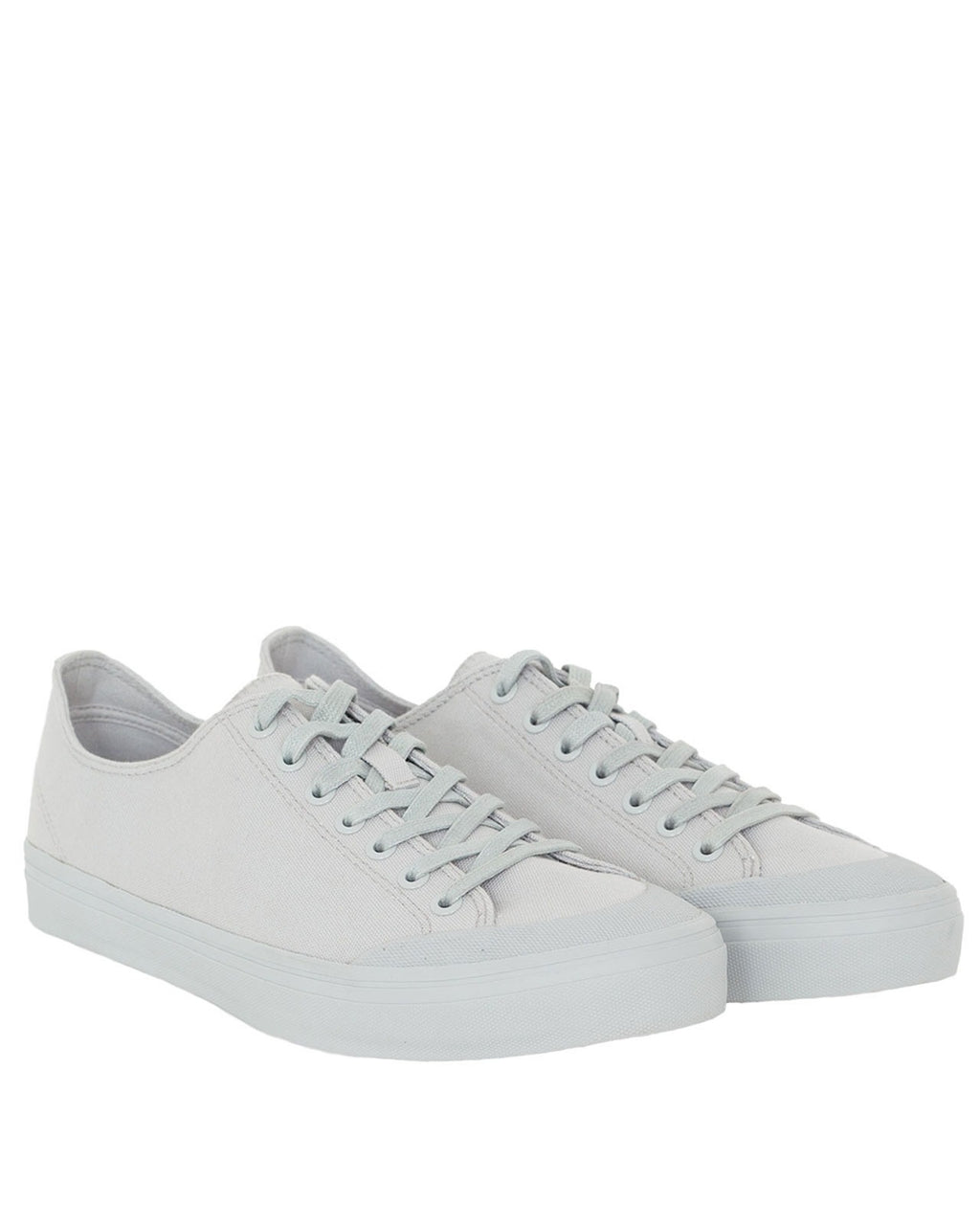 Erik Schedin Canvas Sneaker, Light Grey