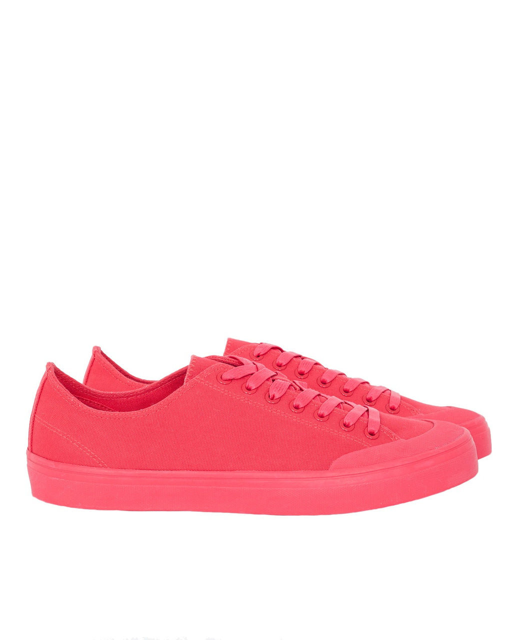 Erik Schedin Canvas Sneaker, Red