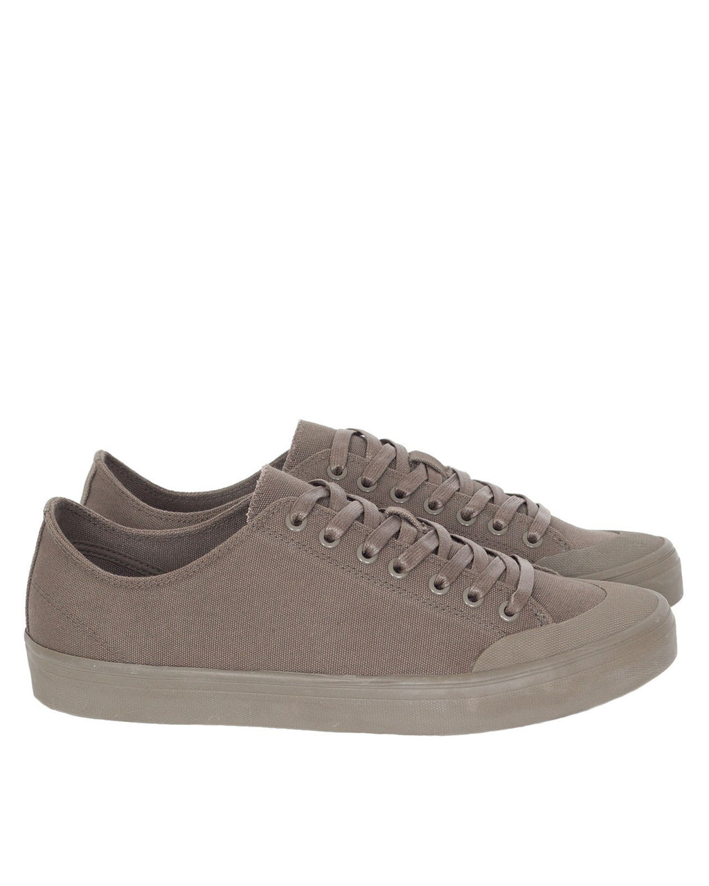 Erik Schedin Canvas Sneaker, Surplus Green
