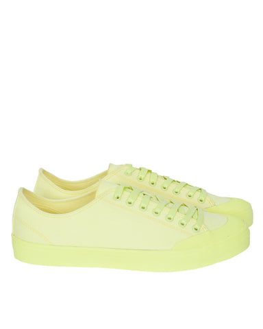 Erik Schedin Canvas Sneaker, Yellow