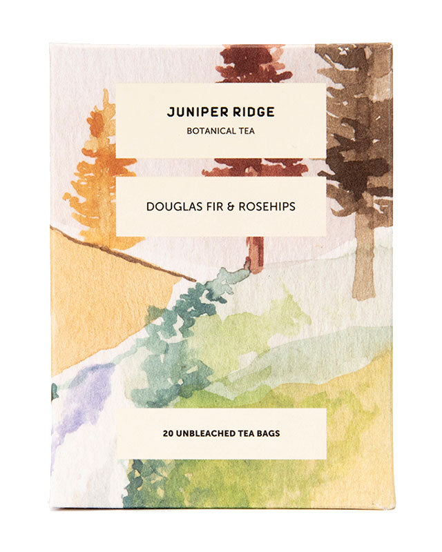 Juniper Ridge Douglas Fir & Rosehips Botanical Tea