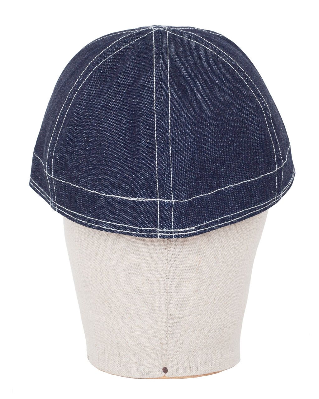 Freewheelers Mechanic Cap, 10oz Denim