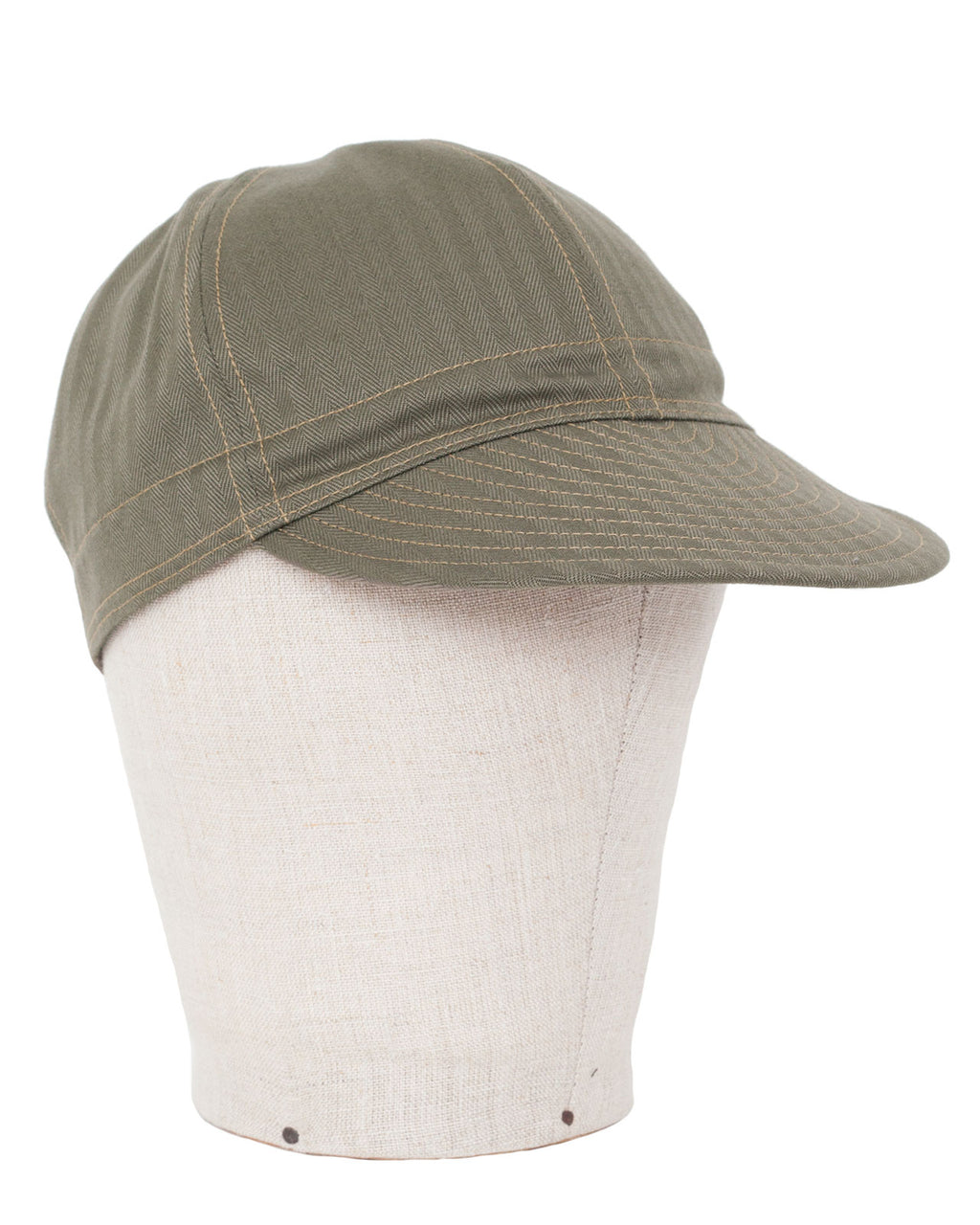 Freewheelers Mechanic Cap, Olive