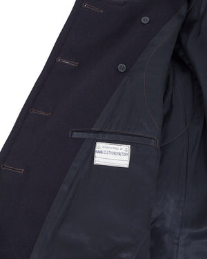 Freewheelers USN Overcoat, Navy