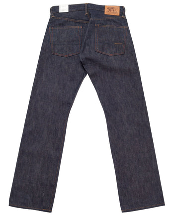 Indigofera Clint Jeans, Shrink To Fit, No 2