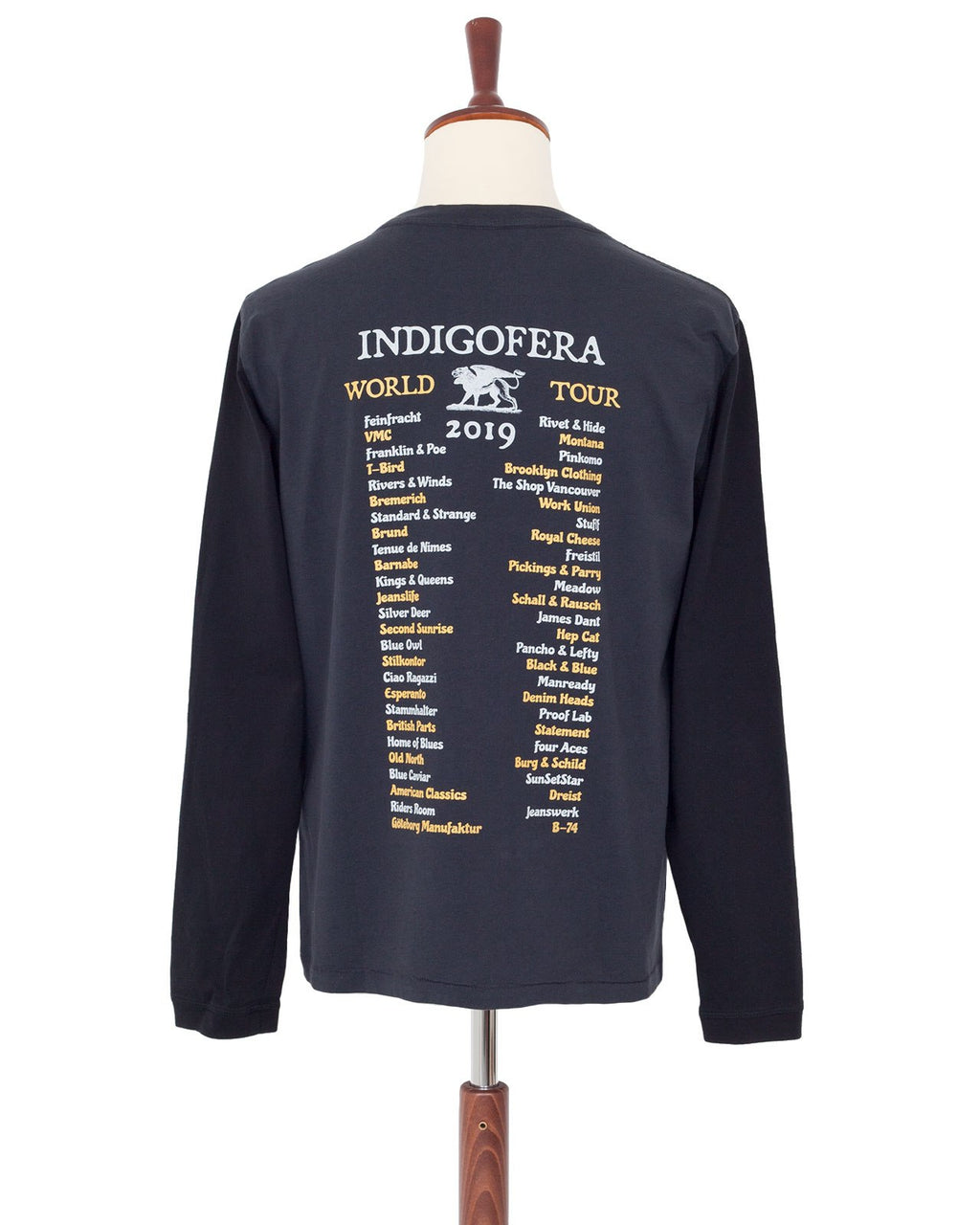 Indigofera x Blackways Tour Sweater