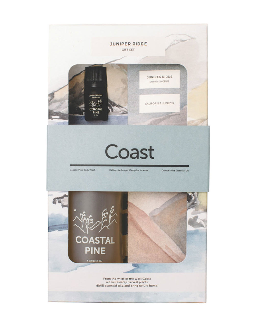 Juniper Ridge Gift Sets, Coast