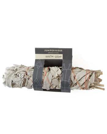 Juniper Ridge Smudge Stick, Large, White Sage