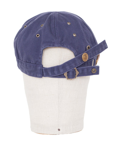Kapital Chino Barbie Cap (Surf), Navy