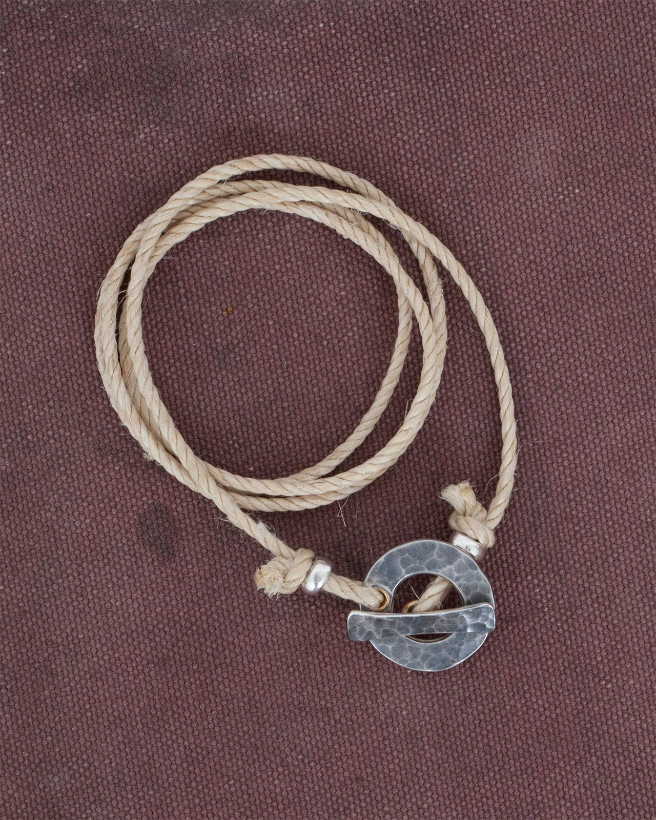 Larry Smith Musubi Necklace, 70cm