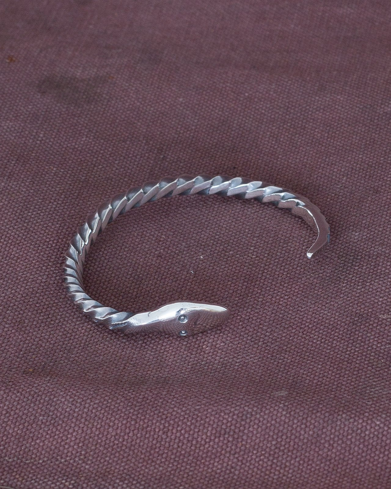 Larry Smith Snake Bracelet