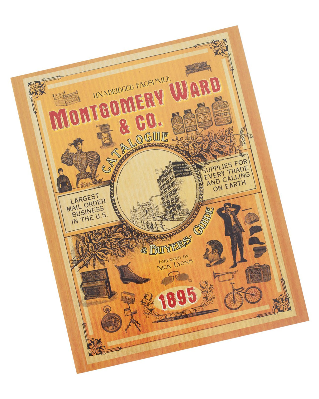 Montgomery Ward & Co. Catalogue and Buyers Guide, 1895