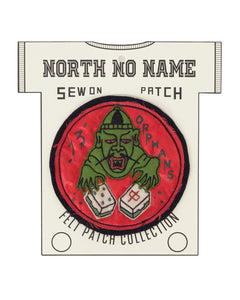 North No Name, Felt Patch, 13 Orphans