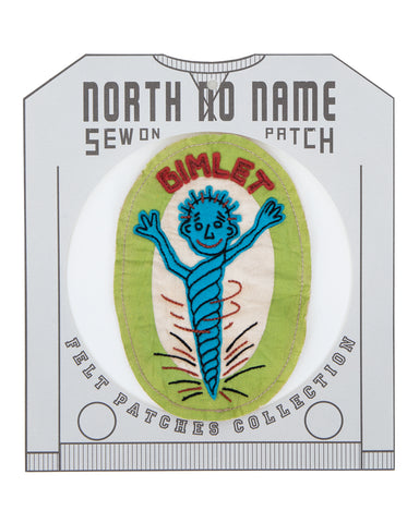 North No Name, Felt Patch, Gimlet