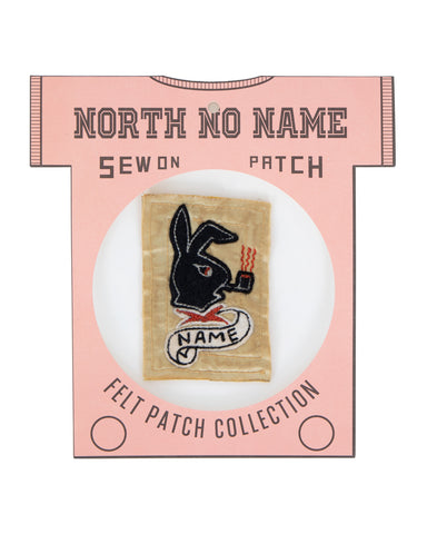 North No Name, Felt Patch, Name