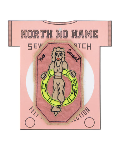 North No Name, Felt Patch, No Sweat