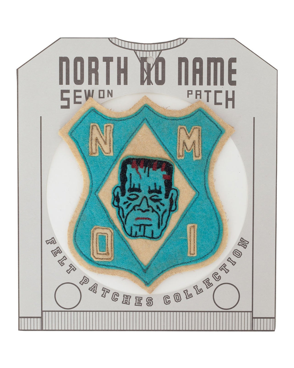 North No Name, Felt Patch, Mon 1