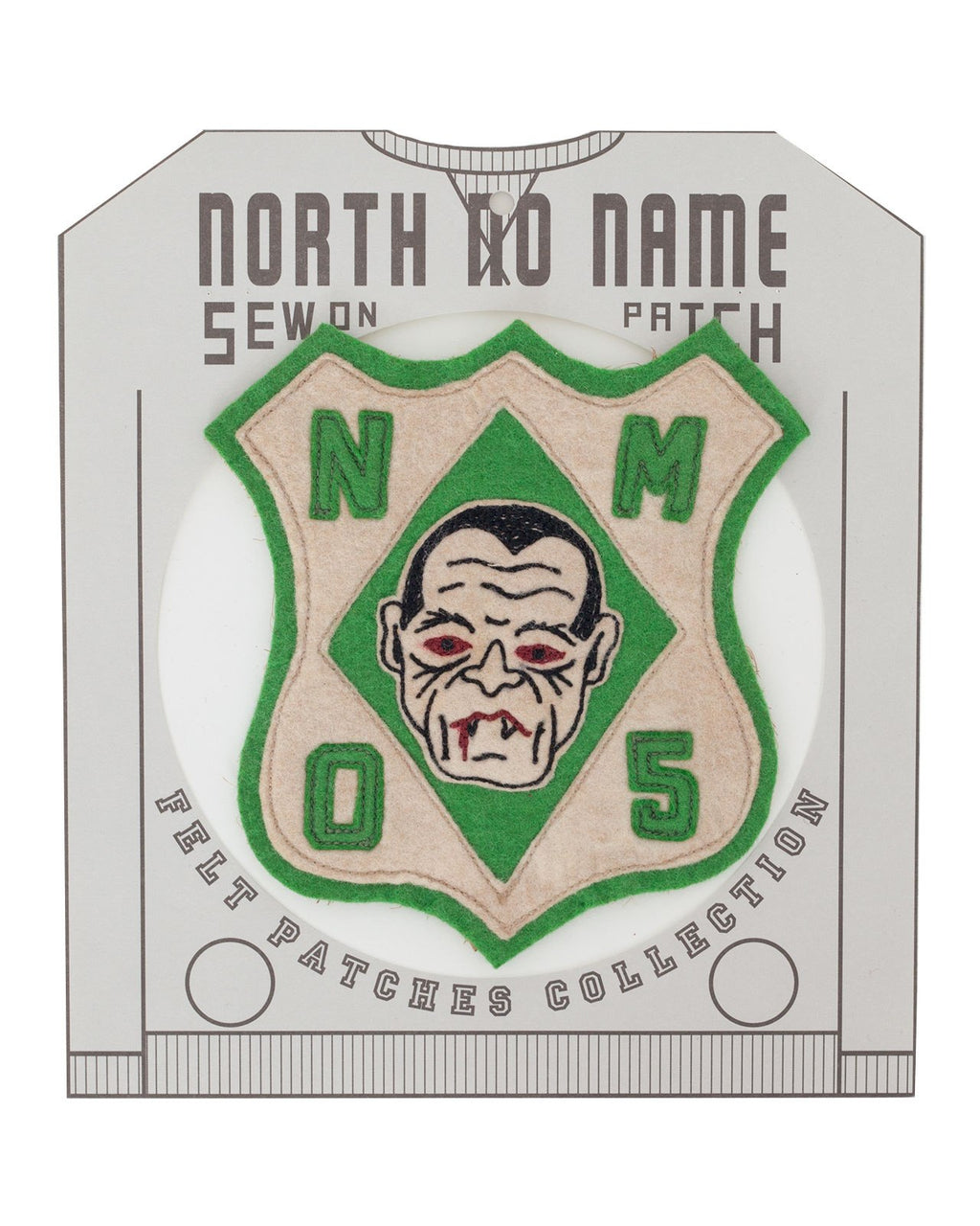 North No Name, Felt Patch, Mon 5