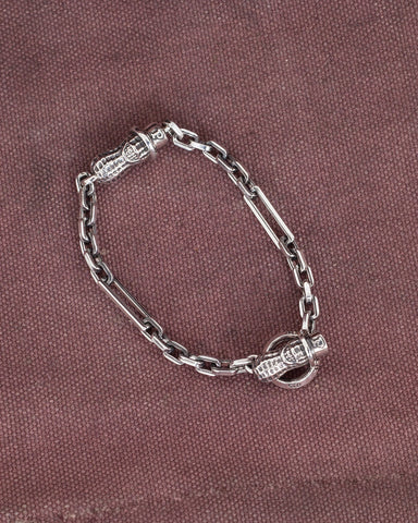 Peanuts & Co Thin Bracelet, Silver