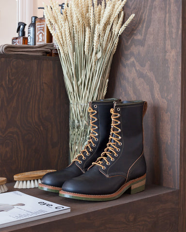 Red Wing x Indigofera, The Climber Boot