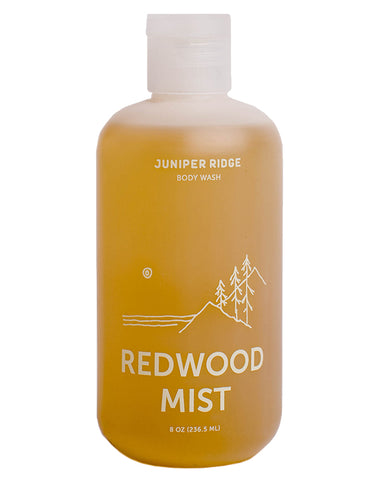 Juniper Ridge Body Wash, Redwood Mist, 8 oz