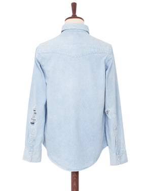 Visvim Social Sculpture Shirt, Crash