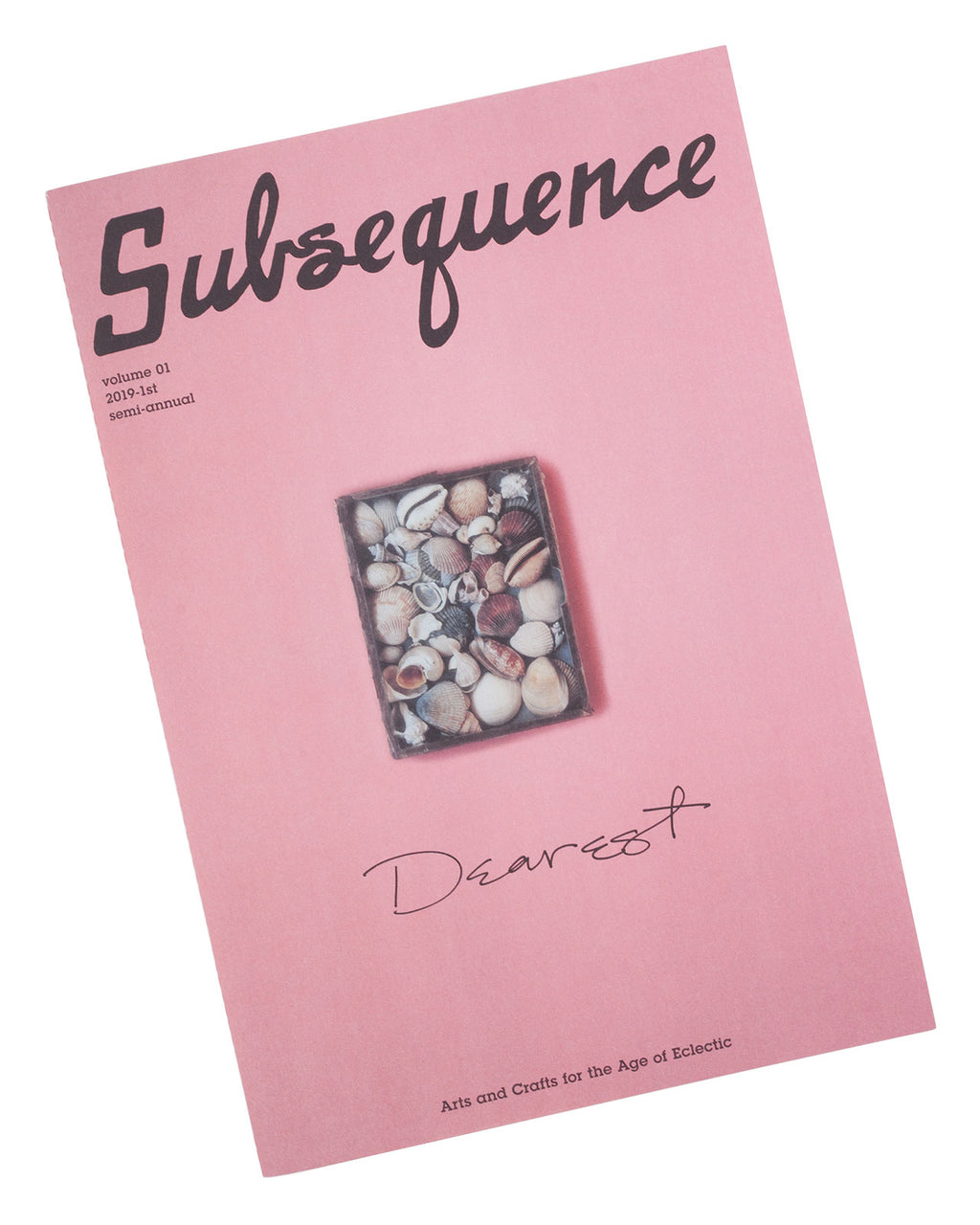 Subsequence Magazine, Vol 1