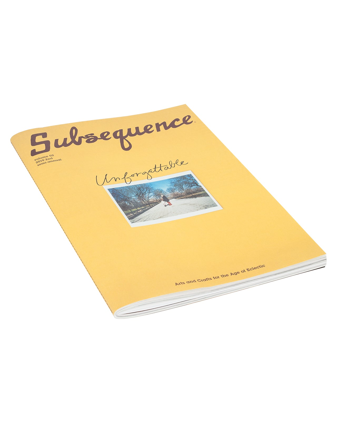 Subsequence Magazine, Vol 2