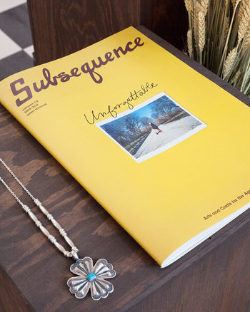 Subsequence Magazine, Vol 2 Larry Smith Necklace
