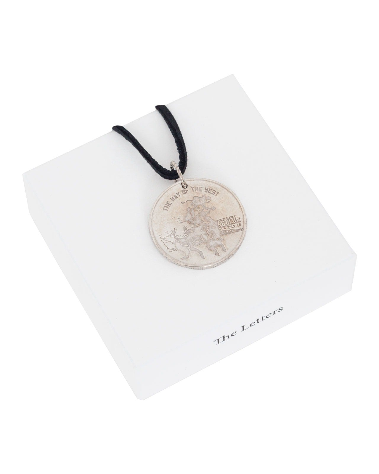 The Letters Necklace, Coin