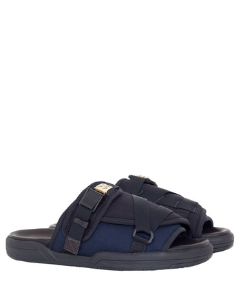 Visvim Christo 2-Tone, Black